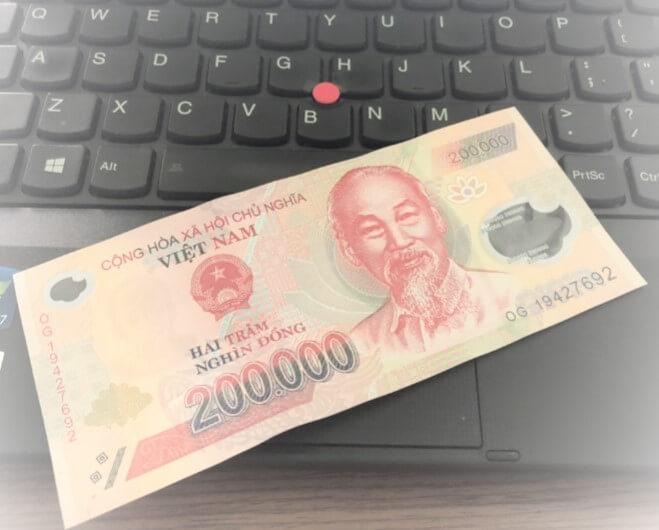 Mơ thấy tờ tiền 200k