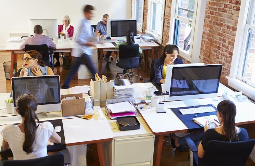 Những công việc bạn có thể làm tại Agency